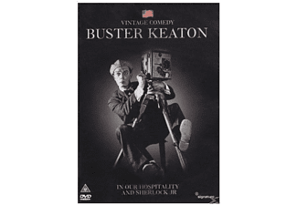 Buster Keaton - In Our Hospitality & Sherlock Jr. - (DVD)