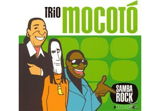 Trio Mocotó - Samba Rock - (CD)