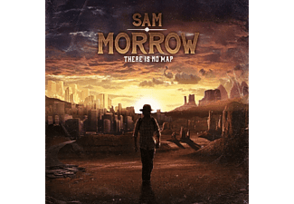 Sam Morrow - There Is No Map [CD]