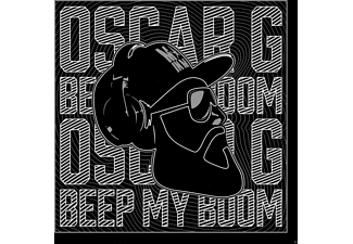 Oscar G. - Beep My Boom - (CD)