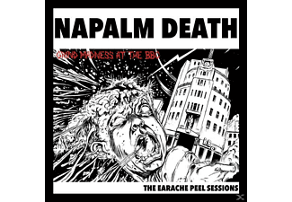 Napalm Death The Earache Peel Sessions (LP) Heavy Metal Vinyl