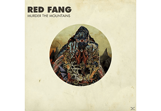 Red Fang - Murder The Mountains - (Vinyl)