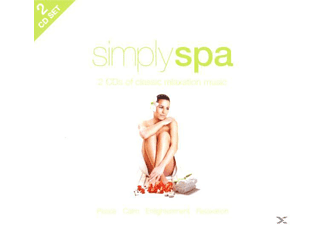 VARIOUS - Simply Spa (2CD) - (CD)