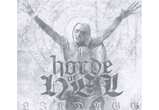 Horde Of Hel - Likdagg - (CD)
