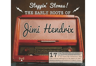 VARIOUS - The Early Roots Of Jimi Hendrix - (CD)