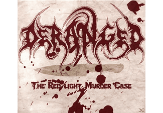 Deranged - The Redlight Murder Case - (CD)