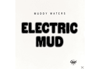 Muddy Waters - ELECTRIC MUD (JEWELCASE) - (CD)