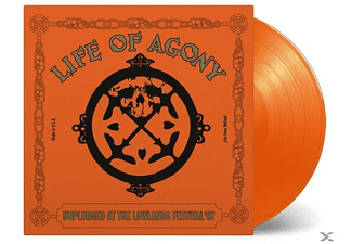 Life Of Agony - Unplugged At Lowlands 97 (LTD Orang - (Vinyl)