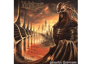 Nightmare - Genetic Disorder - (CD)