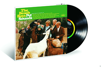 The Beach Boys - Pet Sounds - 50th Anniversary Mono Edition (Vinyl LP (nagylemez))