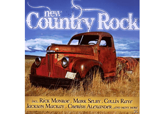 VARIOUS - New Country Rock [CD]