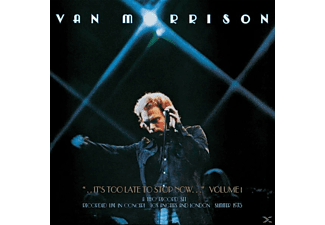 Van Morrison - ..It's Too Late to Stop Now...Vol.1 - (Vinyl)