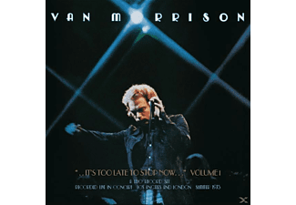 Van Morrison - ..It's Too Late to Stop Now...Vol.1 - (CD)