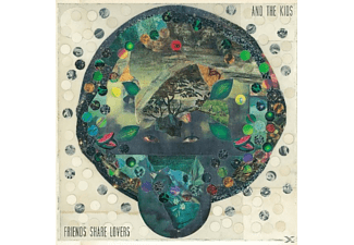 And The Kids - Friends Share Lovers - (Vinyl)
