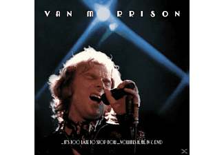 Van Morrison - ..It's Too Late to Stop Now...Volumes II,III,IV - (CD)