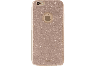 PURO PU159480 Shine Backcover Apple iPhone 6, iPhone 6s Polycarbonat/Thermoplastisches Polyurethan Gold