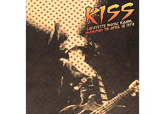Kiss - Lafayette Music Room | CD