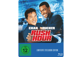 Rush Hour 1 (Steelbook) - (Blu-ray)