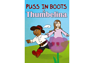 Puss In Boots-Thumbelina [DVD]
