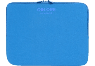 TUCANO BFC1112-B COLORE Notebookhülle, Sleeve, 12.5 Zoll, Blau