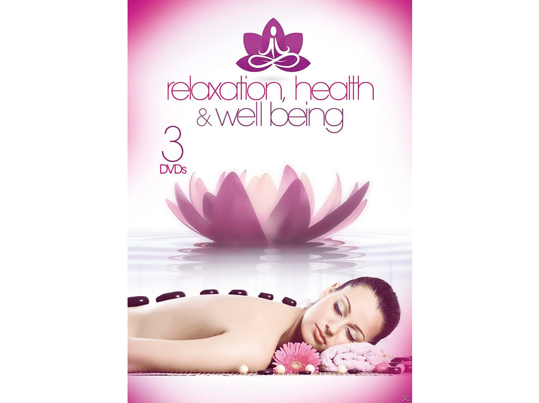 Relaxation, Health + Well Being [DVD]