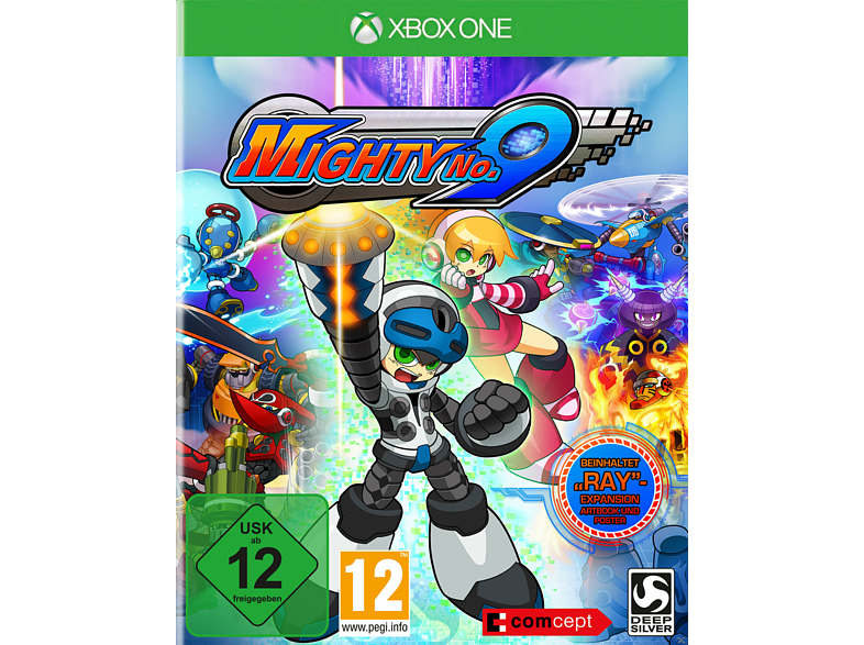 Mighty No. 9 [Xbox One]