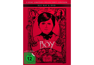 The Boy - Mediabook - (Blu-ray + DVD)