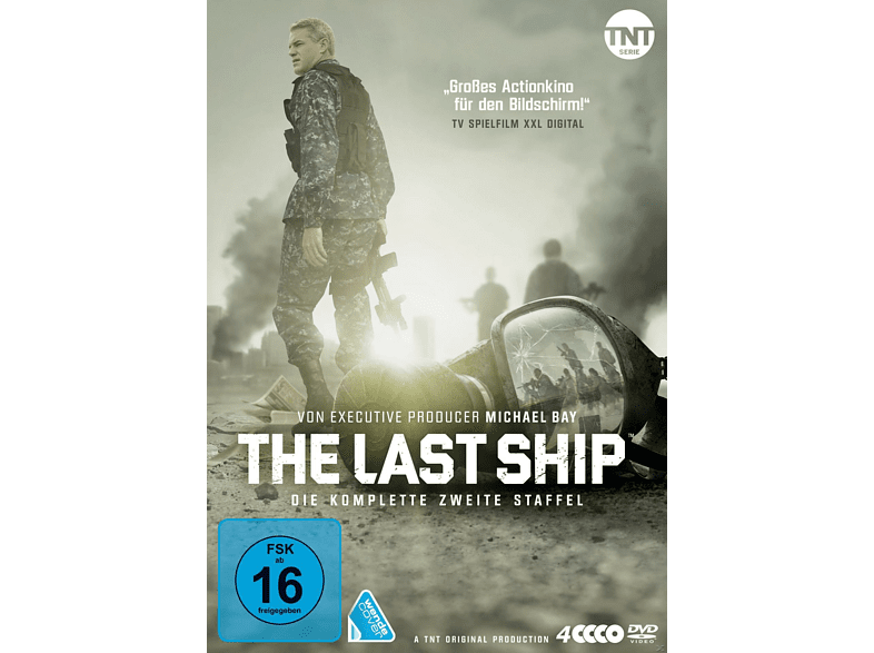 The Last Ship - Staffel 2 [DVD]