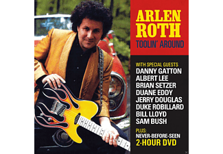 Arlen Roth - Toolin' Around [CD]