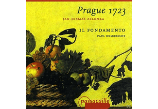 Il Fondamento - Prague 1723 - (CD)