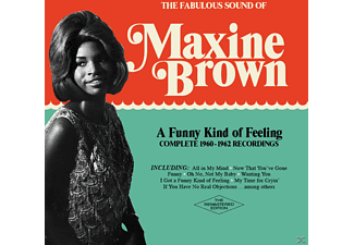 Maxine Brown - A Funny Kind Of Feeling-Complete 1960-1962 Recor - (CD)