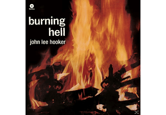 John Lee Hooker - Burning Hell+4 Bonus Tracks (Ltd.180g Vinyl) - (Vinyl)