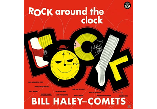 Bill & His Comets Haley - Rock Around The Clock+2 Bonus Tracks (180g - (Vinyl)