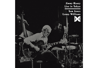 Jimmy Raney - Live In Tokyo - (CD)