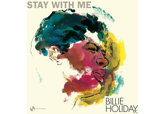 Billie Holiday - Stay With Me+1 Bonus Track (180g Vinyl) - (Vinyl)