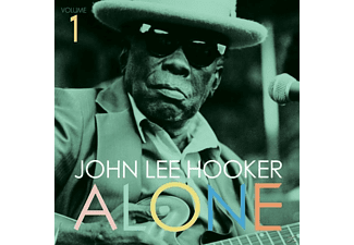 John Lee Hooker - Alone Vol.1 - (Vinyl)