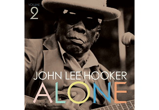 John Lee Hooker - Alone Vol.2 - (Vinyl)