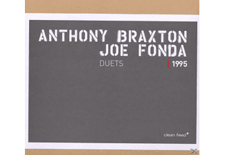 Anthony & Fonda Braxton - Duets - (CD)