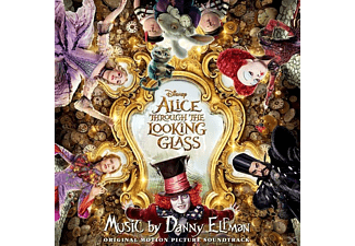 VARIOUS - Alice Through The Looking Glass [CD]
