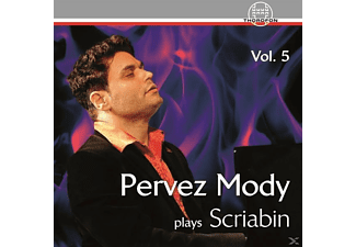 Pervez Mody - Pervez Mody plays Scriabin Vol.5 - (CD)