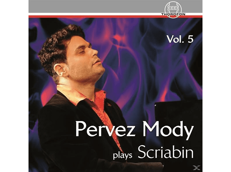 Pervez Mody - Pervez Mody plays Scriabin Vol.5 [CD]