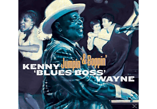 Kenny  Blues Boss  Wayne - Jumpin' & Boppin' - (CD)