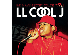 LL Cool J - Live In Maine (Colby College 1985) | CD