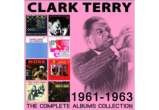 Clark Terry - The Complete Albums Collection: 1961-1963 - (CD)