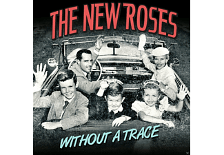 The New Roses - Without A Trace (Ltd.Vinyl) - (Vinyl)