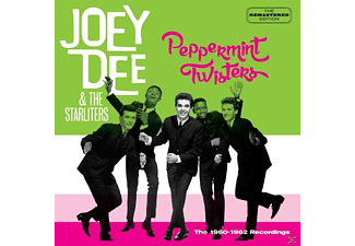 Joey & Starliters Dee - The Peppermint Twisters (CD)