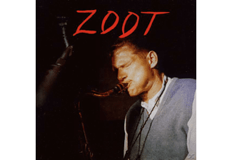Zoot Sims Quartet 1956 - Zoot - (CD)