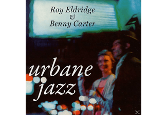 Carter,Benny/Eldridge,Roy - Urbane Jazz - (CD)