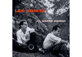 Lee Konitz & Warne Marsh - Lee Konitz With Warne Marsh - (CD)