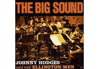 HODGES,JOHNNY & ELLINGTON MEN,THE - The Big Sound - (CD)